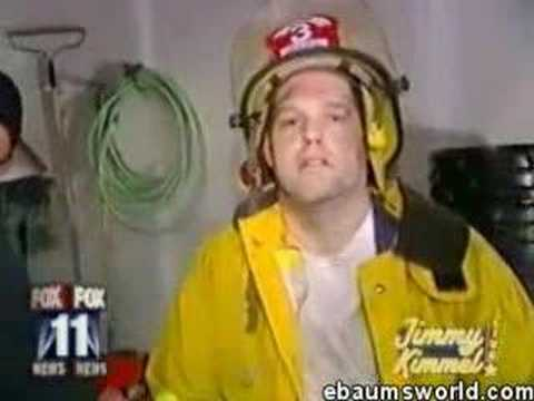 House fire- burning weed makes fire fighter high