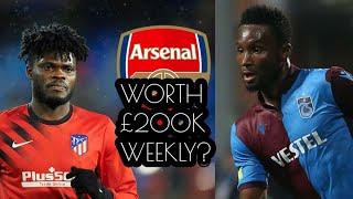 IS THOMAS PARTEY WORTH £200K A WEEK? ARSENAL FANS FRUSTRATED WITH DELAYS & MIKEL OBI TO ENGLAND