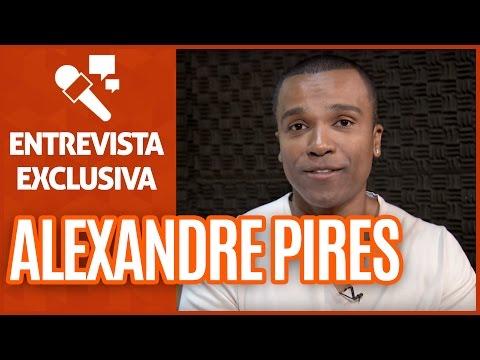 Alexandre Pires -  Entrevista Exclusiva [ESTÚDIO GAZETA FM HD]