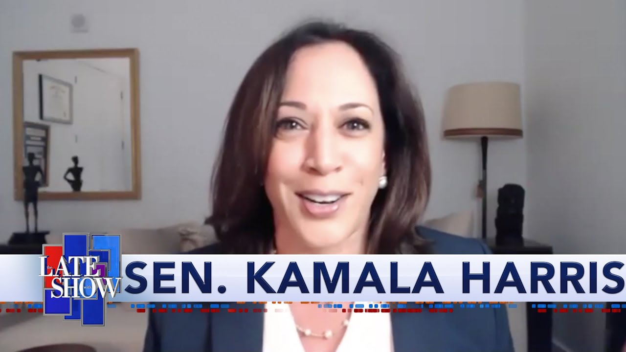 Sen Kamala Harris The Nationwide Protests Are A Movement They Re Not Going To Stop Youtube
