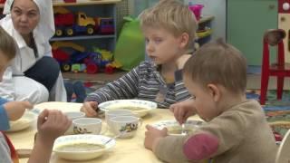 Открытие второго  детского сада в микрорайоне