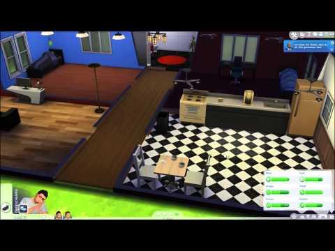 Let's Play-Sims 4-S1 E5[GER] - Inter der Gamer
