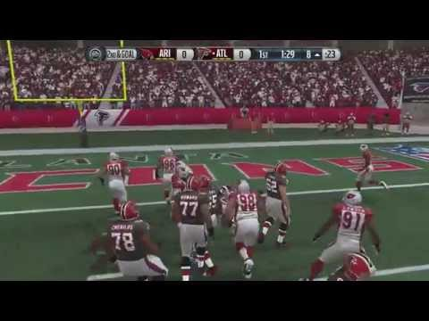 Let's Play: Madden NFL 15 - Episode 15 - Cardinals Vs. Falcons