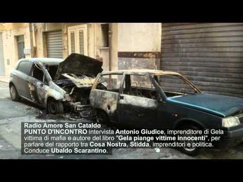 Gela piange vittime innocenti, i rapporti tra Cosa Nostra, Stidda, economia e politica