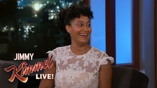 Tracee Ellis Ross Loves Dr. Pimple Popper