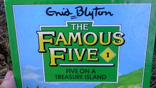 The Famous Five 1 Five on a Treasure Island Unboxing (PC) ENGLISH