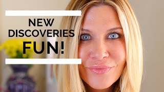 NEW DISCOVERIES! A mixed bag of fun new stuff!