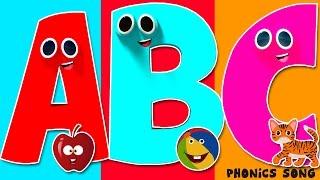 ABC   ABC Phonics Song   Phonics Song