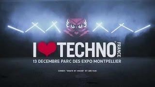 I LOVE TECHNO 2014 - Zapping
