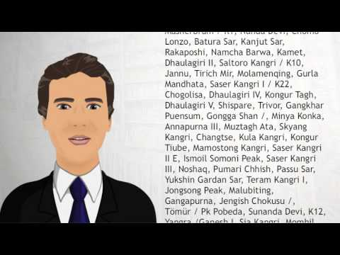 List of highest mountains - Wiki Videos