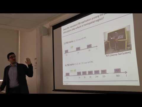 Dr Dario Cazzoli - Non-invasive brain stimulation in cognitive deficits after stroke
