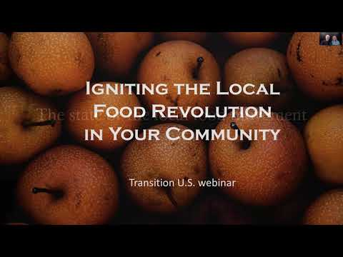 Igniting the Local Food Revolution in Your Community