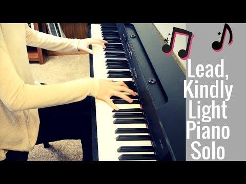 Lead, Kindly Light - Piano Hymn Arrangement