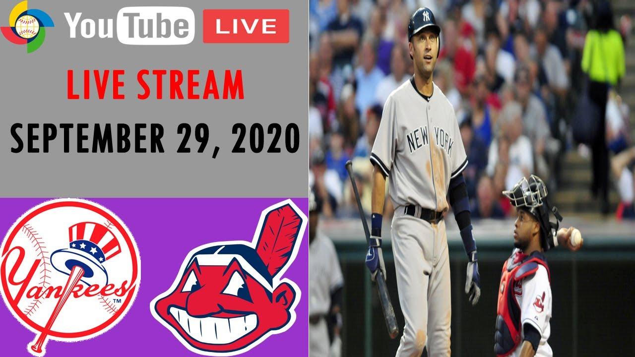 Yankees vs. Cleveland schedule: MLB playoffs live stream, TV ...