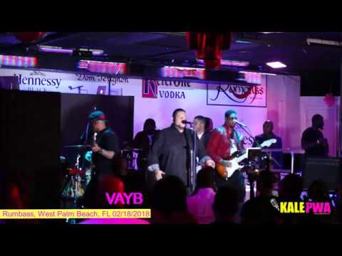 VAYB at Rumbass in West Palm Beach, Florida