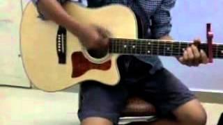 Anh Nhớ Em Người Yêu Cũ Cover guitar