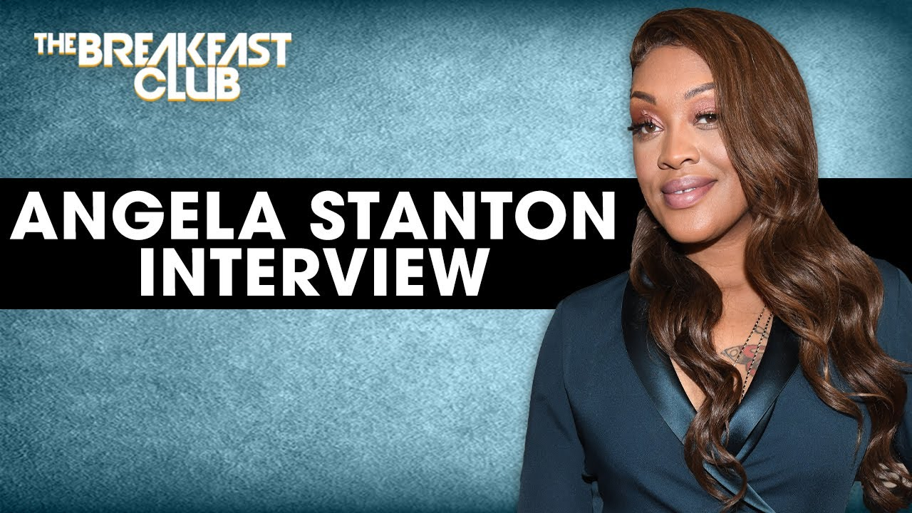 Angela StantonDESTROYS The breakfast club  On Pro-Life, Gender Dysphoria + Rebuilding Black America