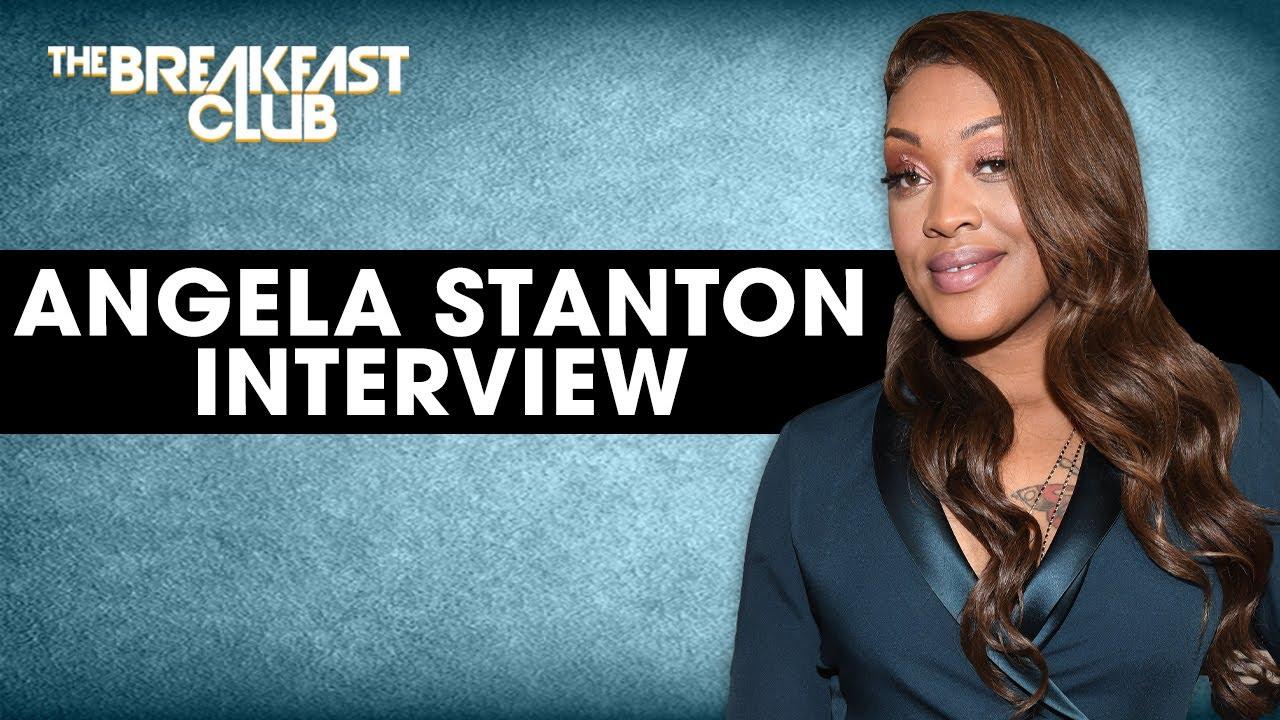 Angela StantonDESTROYS The breakfast club  On Pro-Life, Gender Dysphoria + Rebuilding Black America