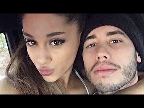 Ariana Grande & Boyfriend Ricky Alvarez Split