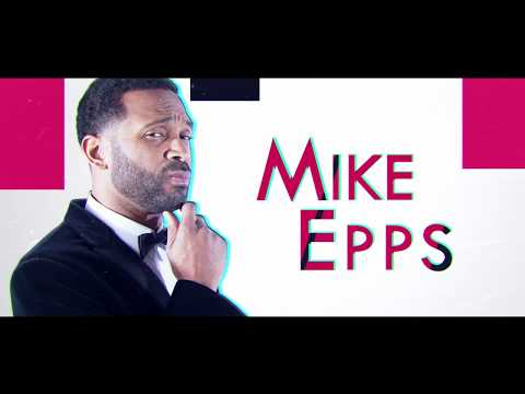Mike Epps at Abu Dhabi Al Raha Theatre - Yak Events