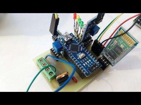 Автоматический и аварийный контроль подачи воды. Arduino
