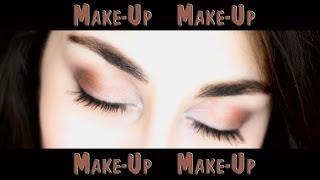 Мой макияж | Make-Up | Как сделать макияж | Легко и просто