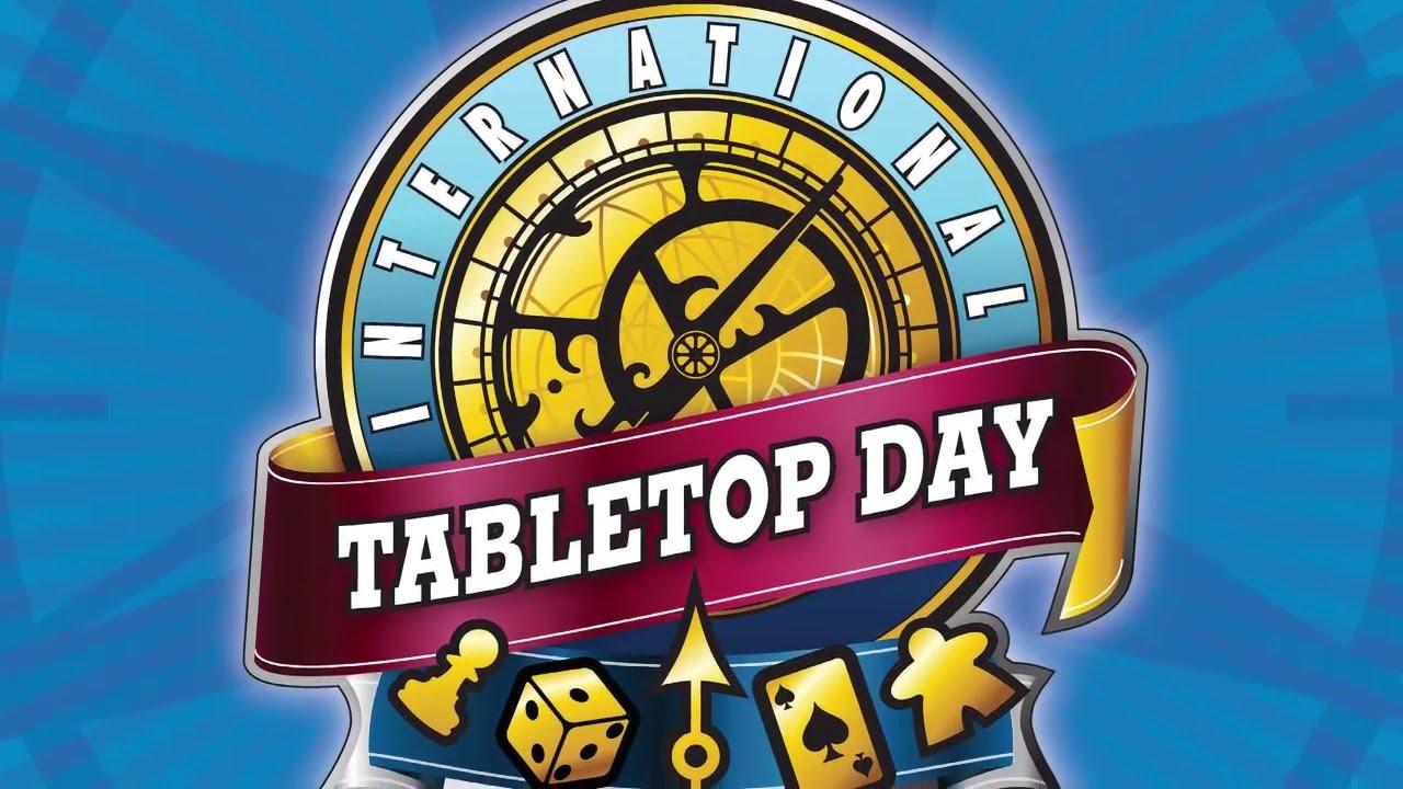 International Tabletop Day 2016 - YouTube
