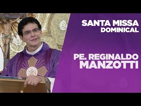 Santa Missa | Padre Reginaldo Manzotti | 07/04/2019 [CC]