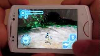 Обзор игры: Avatar (Sony Ericsson Live With Walkman)