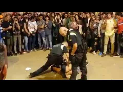 Detención Policia Local Algeciras 2