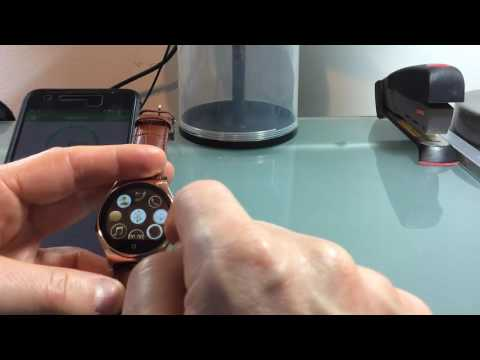 Smart Watch For iPhone and Android With Heart Rate Monitor Review
