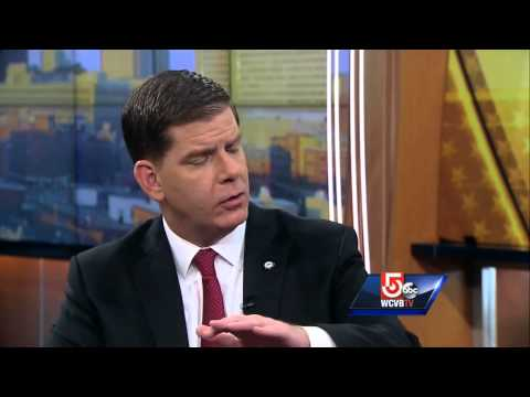 On The Record: Marty Walsh Segment 1