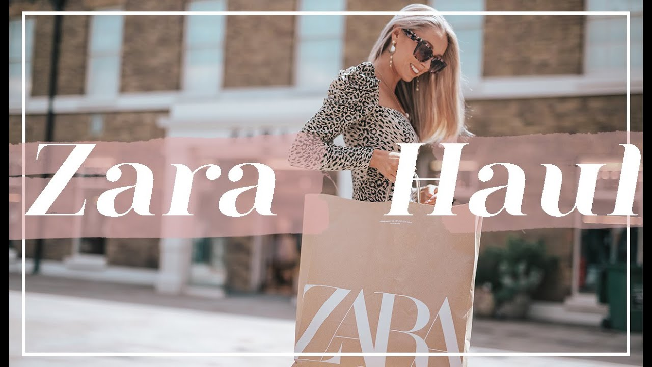 WHAT'S NEW IN ZARA // Summer - Autumn Transitional Haul // Fashion Mumblr 1