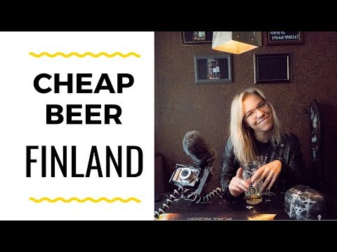 PUB CRAWL FINLAND -  Cheap bars