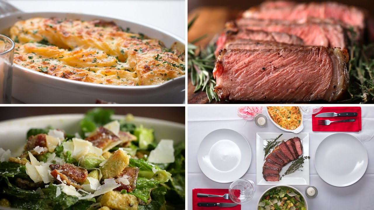 Steak dinner for two youtube steak dinner for two forumfinder Choice Image