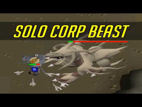 OSRS -Solo Corp Beast & Discord Banter!