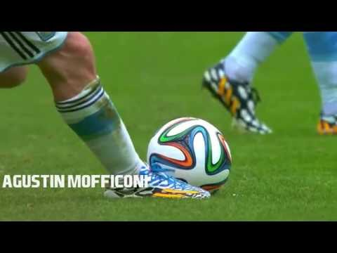 Lionel Messi | Goles ,Driblings, Jugadas | FIFA World Cup Brazil 2014 | The Score - On And On