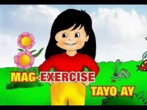 mag exercise tayo tuwing umaga by yoyoy villame