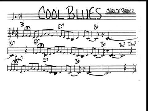 Cool Blues Charlie Parker Youtube