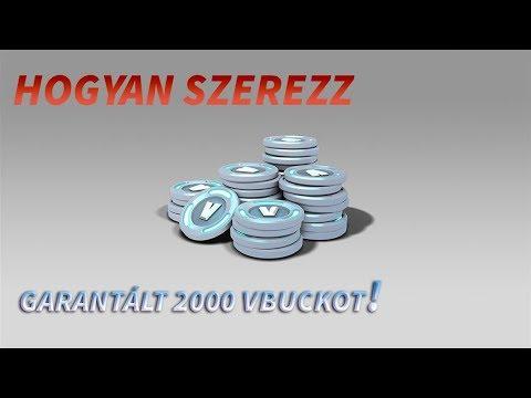 HOGYAN SZEREZZ INGYEN 2000 VBUCKOT?![ÁPRILIS 1. NE VEDD ...