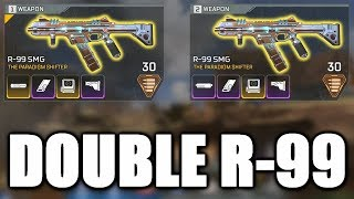 Double R-99 is INSANE in Apex Legends