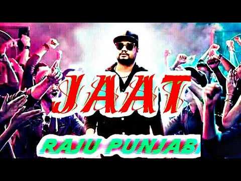 Jaat new haryanvi hit dj song by raju punjabi ft md kd 2017 song
