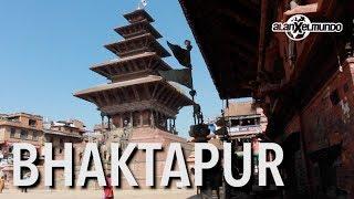 Bhaktapur y el templo de los animales calenturientos - NEPAL #4