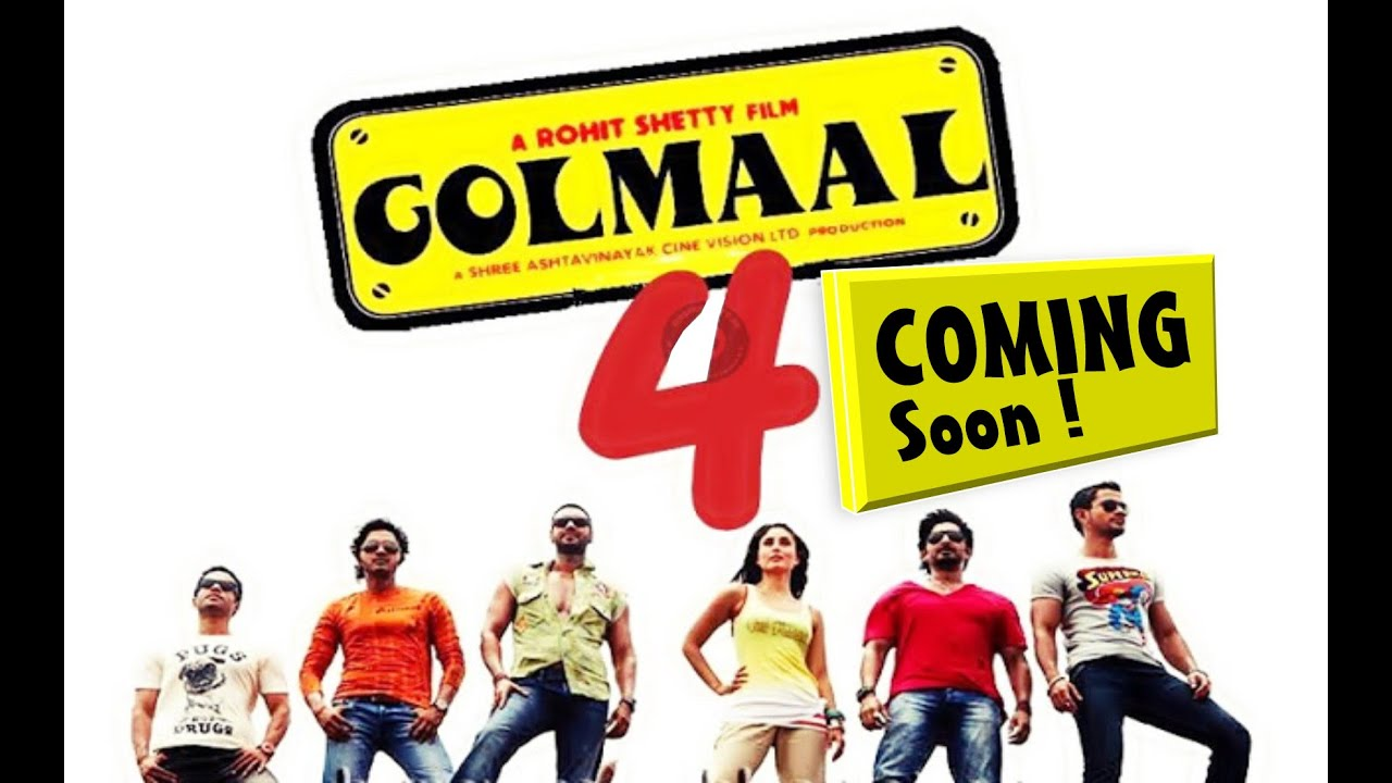 Image result for Golmaal 4 poster