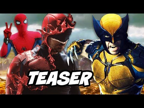 Daredevil Season 3 Post Credit Scene – Season 4 Teaser and Spider-Man Easter Eggs