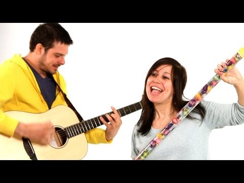 How to Make a Rain Stick | Musical Instruments