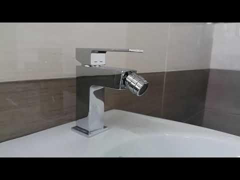 Set Miscelatori lavabo Paffoni Elle PRODUZIONE 2021 CON MINUTERIA e flessibili in Acciaio Inox