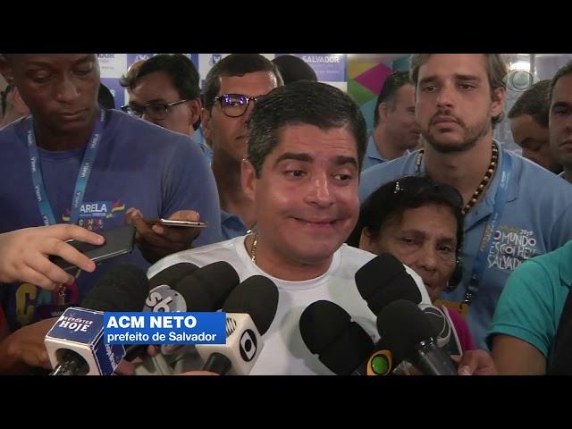 Band Cidade - Prefeitura e Governo do Estado apresentam balanço sobre o carnaval de Salvador