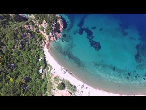 Dji Phantom 3 Kömür Limanı Gelibolu Canakkale Türkiye