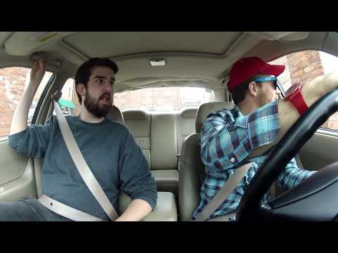 Ryan Simmons Car Prank (Jeff Gordon Pepsi Max Test Drive Spoof)